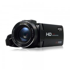 Ordro/欧达 Z20 数码摄像机支持wifi 高清广角专业家用商务婚庆DV 可加热靴索尼影像2400万1080P